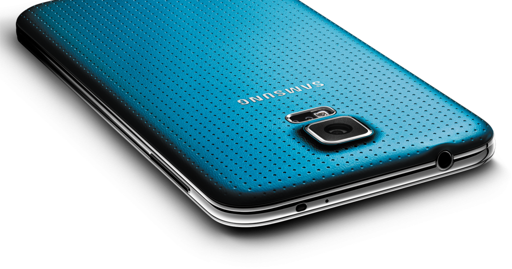 GALAXY S5 in colorazione Blu
