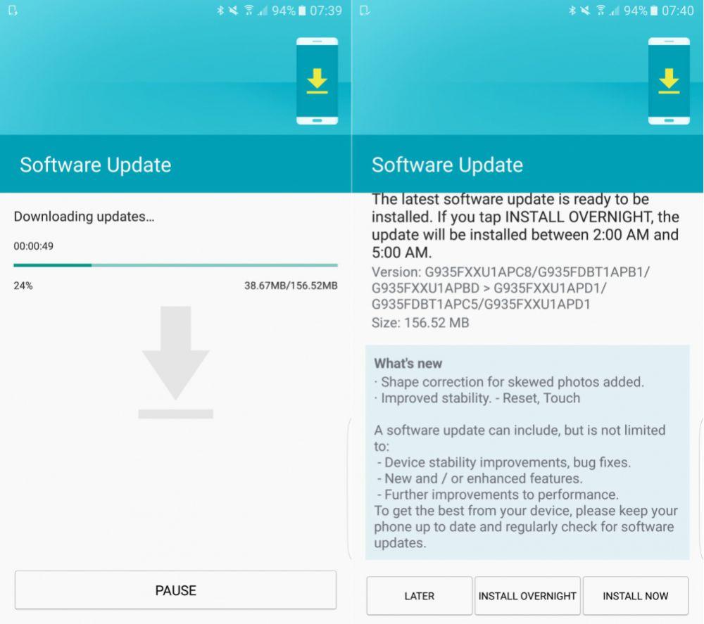 Screenshot download
