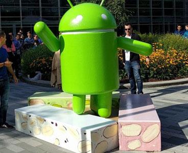 Ufficiale ANDROID N sta per Nougat e sarà Android 7.0
