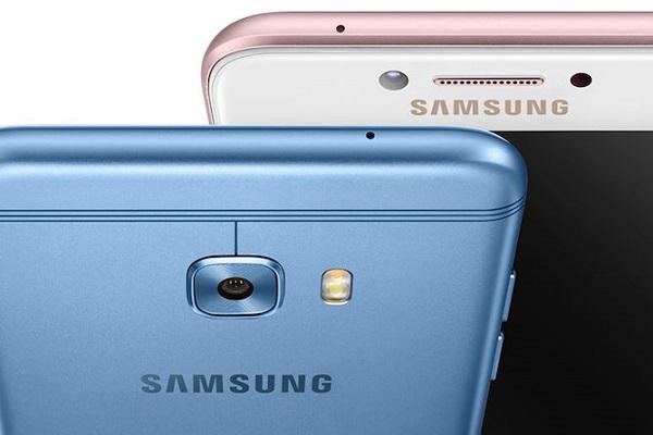 Galaxy C5 Pro Cina