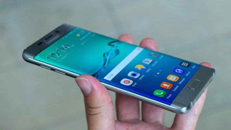 Galaxy S6 Edge Plus Android 7.0 Nougat