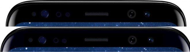 Galaxy S8 bordi