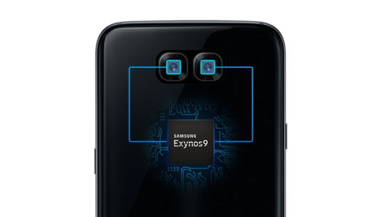Galaxy S8 doppia fotocamera