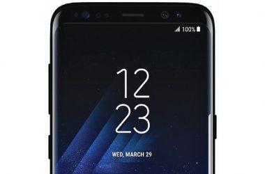 Galaxy S8 foto ufficiale