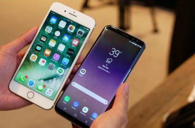 Backup e Restore dati da iPhone a Galaxy S8