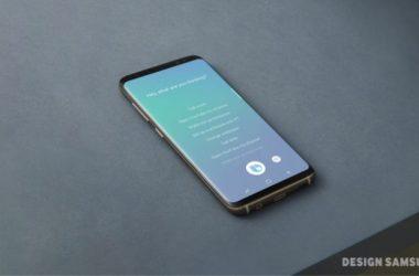 Galaxy S8 Bixby