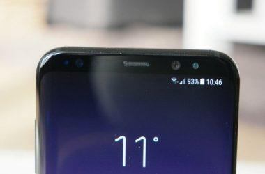Galaxy S8 Fotocamera Frontale
