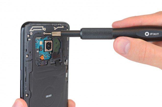Galaxy S8+ Plus teardown 3