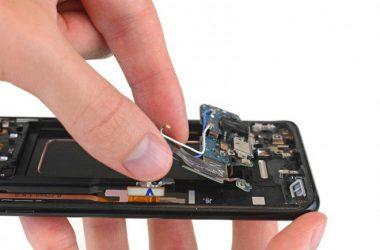 Galaxy S8+ memoria