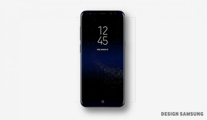 Galaxy S8 UI
