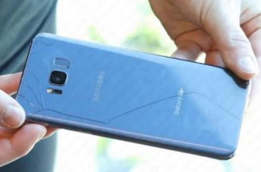 Galaxy S8 display rotto