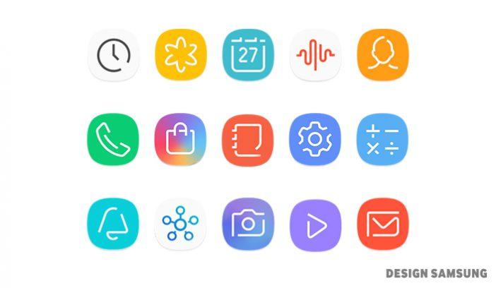 Galaxy S8 icone