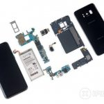 Galaxy S8 teardown iFixit