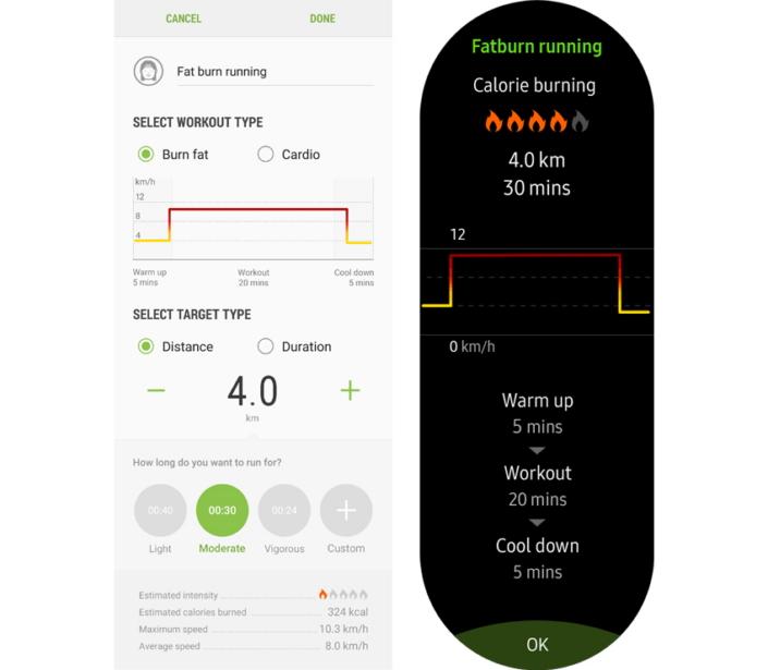 Gear S3 Value Pack Update S-Health sincronizzazione