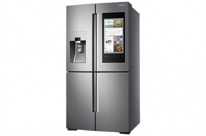 Samsung family Hub giunge in Italia: il nuovo frigorifero Smart è ...