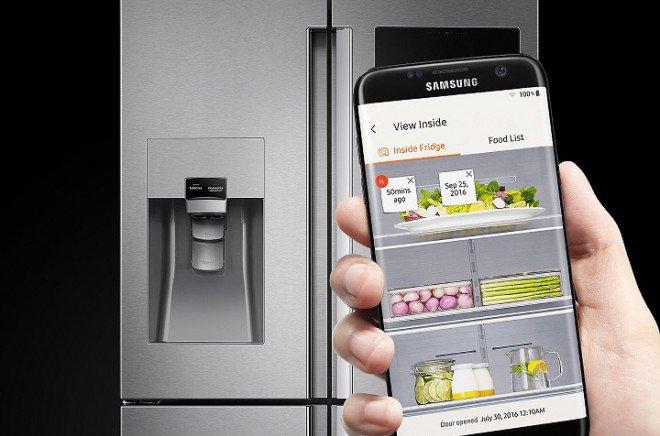 Samsung Family Hub Smart Control