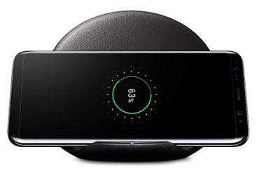Samsung Galaxy S8 problema ricarica wireless