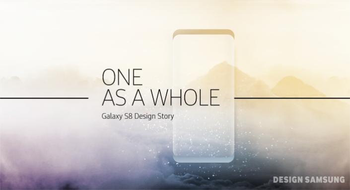Samsung Galaxy S8 storia del design