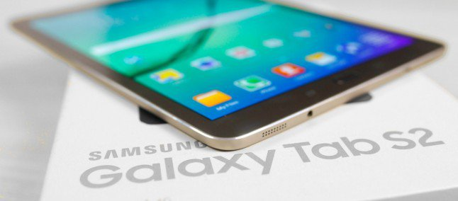 Samsung Galaxy Tab S2 Android Nougat update download