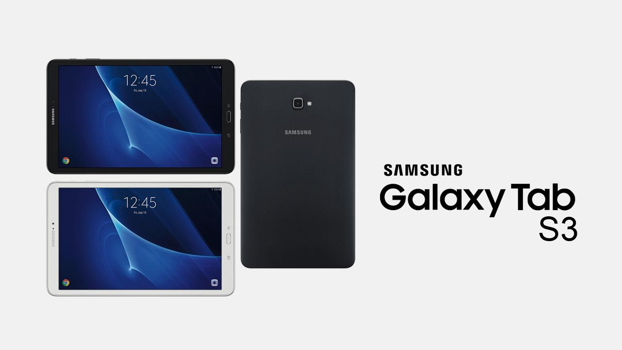 Samsung Galaxy Tab S3 recensione