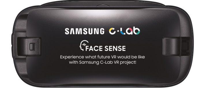 Samsung Gear VR FaceSense