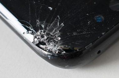 Galaxy S8 angoli fragili
