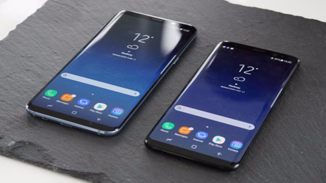 Galaxy S8 sicurezza Gemalto Chip