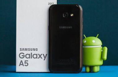 Samsung Galaxy A5 2017 aggiornamento