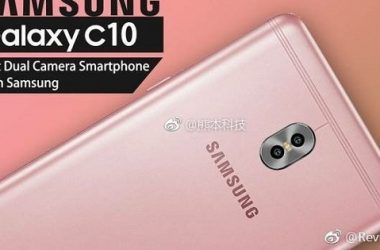 Samsung Galaxy C10 Dual Camera