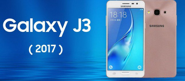 Samsung Galaxy J3 2017 scheda tecnica