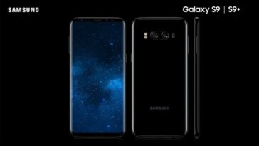 Samsung Galaxy S9 rumor