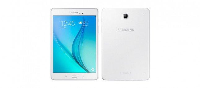 Samsung Galaxy Tab A update sicurezza Aprile 2017