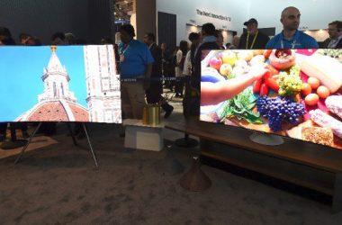 Samsung QLED TV design