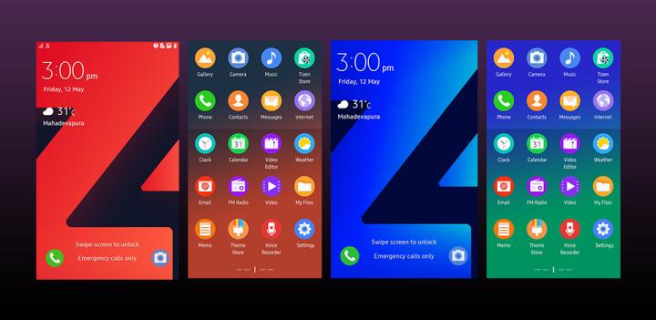 Samsung Tizen temi