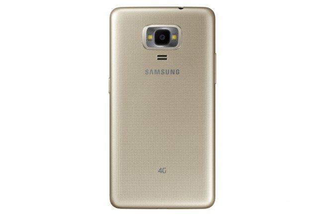 Samsung Z4 colori