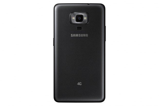 Samsung Z4 fotocamera