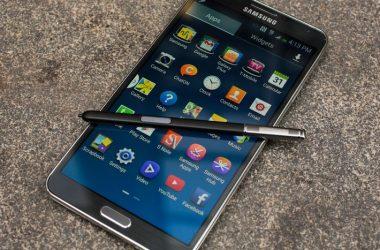 Samsung galaxy Note 3 Aggiornamento