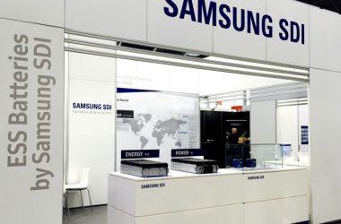 Samsung sistemi di accumulo energia ESS