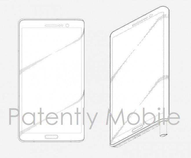 brevetto Samsung Galaxy Note