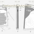 galaxy Note 8 brevetto