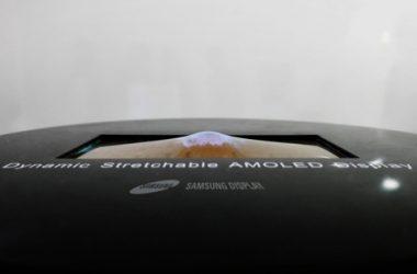 schermo Samsung estensibile