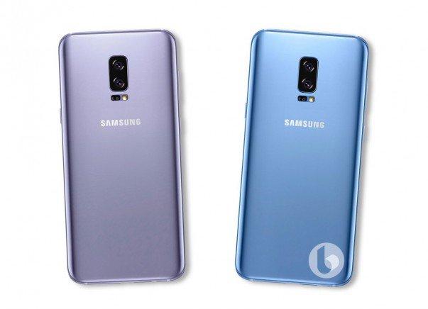 Samsung Galaxy Note 8 render 10 versione 1