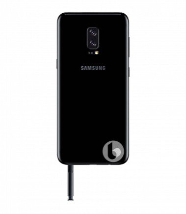 Samsung Galaxy Note 8 render 2 versione 1