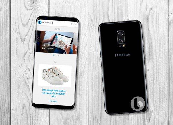 Samsung Galaxy Note 8 render 4 versione 1
