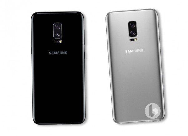 Samsung Galaxy Note 8 render 9 versione 1