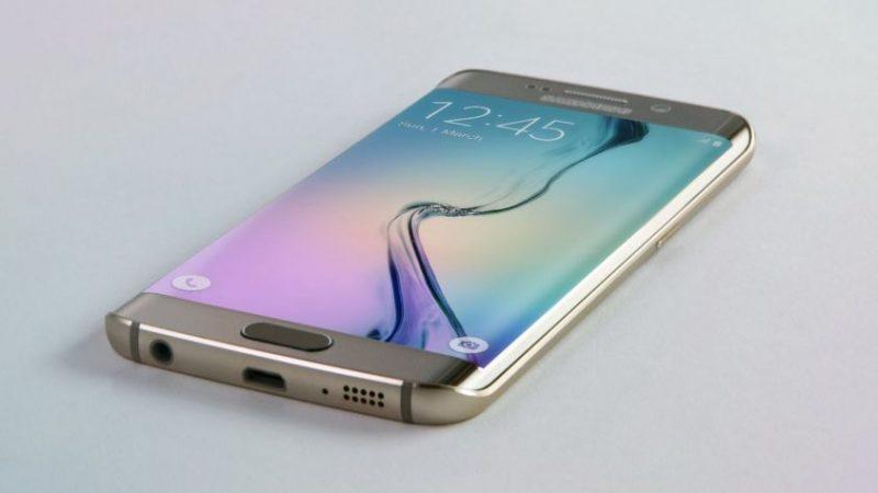 Samsung Galaxy S6 Edge Plus Android N
