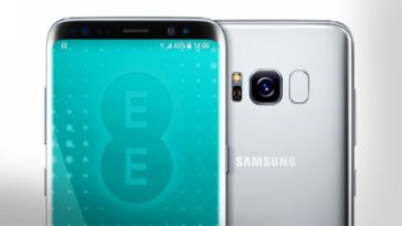 Samsung Galaxy S8 Arctic Grey
