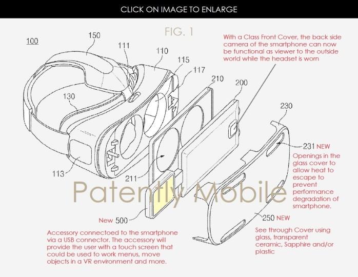 Samsung Gear VR nuovi accessori
