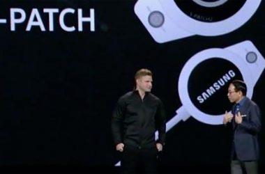 Samsung S-Patch bio-processore bioprocessore