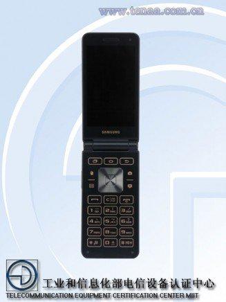 Samsung SM-G1650 TENAA